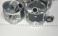 Поршень цилиндра ВАЗ 2101,2103d=76,4 группа DP1,Мотор Комплект (NanofriKS), поршневой палец (МД Кострома), фото 1