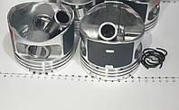 Поршень цилиндра ВАЗ 2101,2103  d=76,8 группа B, Мотор Комплект (NanofriKS), поршневой палец (МД Кострома), фото 1