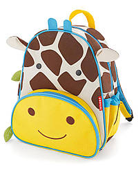 Детский рюкзак Skip Hop Zoo Pack (Zoo Little Kid Backpack) - Giraffe (Жираф), 3+