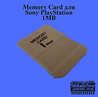 Memory Card для Sony PlayStation - 1MB