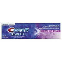 Отбеливающая зубная паста Crest 3D White, 116 грамм, США