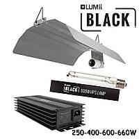 LUMii Black Электронный Комплект ДнаТ 250/400/600 Вт
