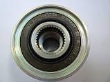 Шкив генератора 5PK демпферный на Renault Trafic / Opel Vivaro 1.9dCi -AC (2001-2006) INA (Германия) 535004810, фото 5