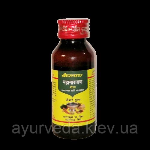 Mahanarayan (50мл) Маханараяна - масло для восстановления суставов, артрит, радикулит