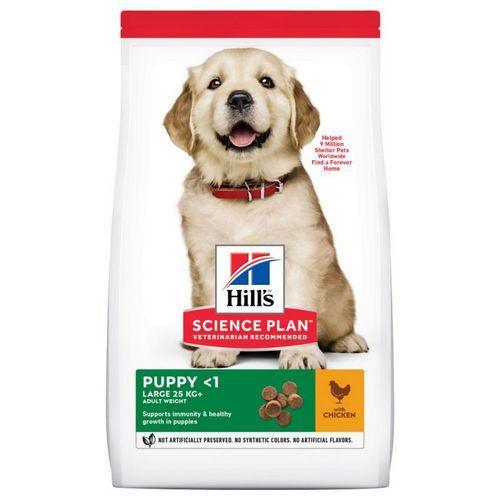 Корм для собак HILL'S HILLS Science Plan Puppy Large Breed 14,5 кг для цуценят крупних порід