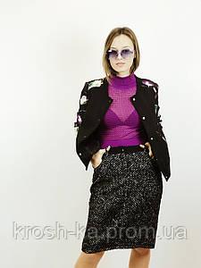 Юбка женская утеплённая на подкладе(42)р Evona Франция 07918