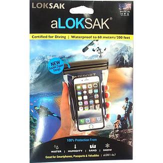 Водонепроницаемый пакет ALoksak (10,2х16,5 см), фото 2
