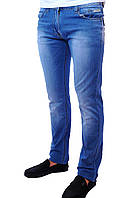 Джинсы мужские POBEDA 8310 голубые, фото 1