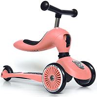 Scoot & Ride Highwaykick1 Велобег Peach