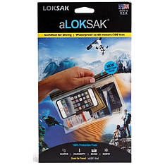 Водонепроницаемый пакет ALoksak (21,3х13,3 см)