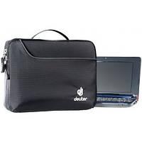 """Сумка для ноутбука с усиленными стенками Deuter Laptop Case 10"""" 7000 black (черный)"""
