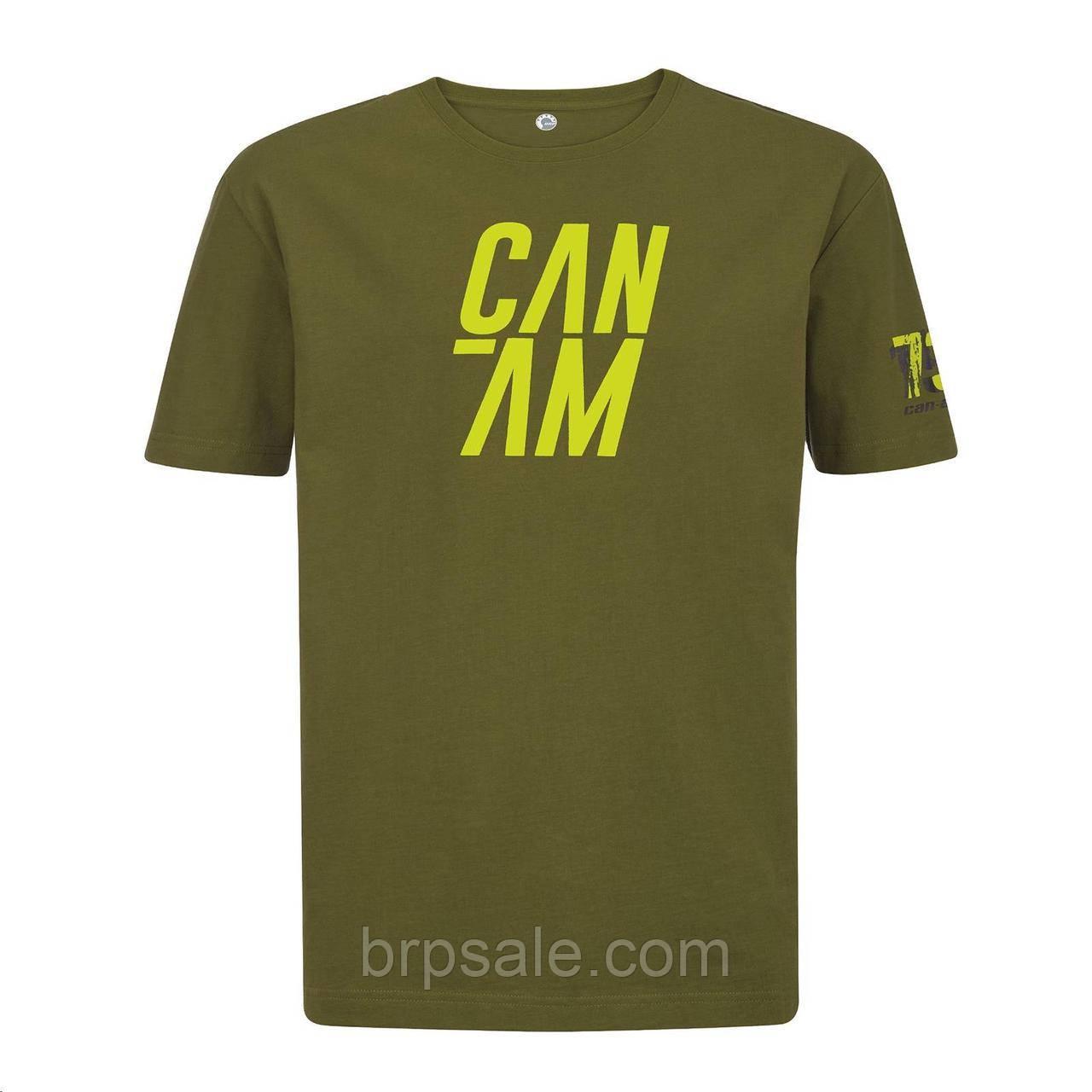 СAN-AM футболка INTRUSION