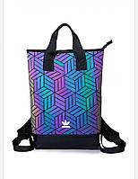 Рюкзак Adidas 3D Roll Top хамелеон