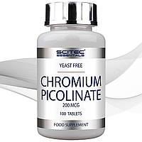Хром Scitec Nutrition Chromium Picolinate 100 tabl.
