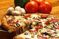 Оборудование для пиццерии, печь для пиццы, блинница, тестомес, тестораскатка, салат-бар.