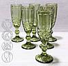 Набор Бокалов (6 шт) Для Шампанского Изумруд 150мл (6445)