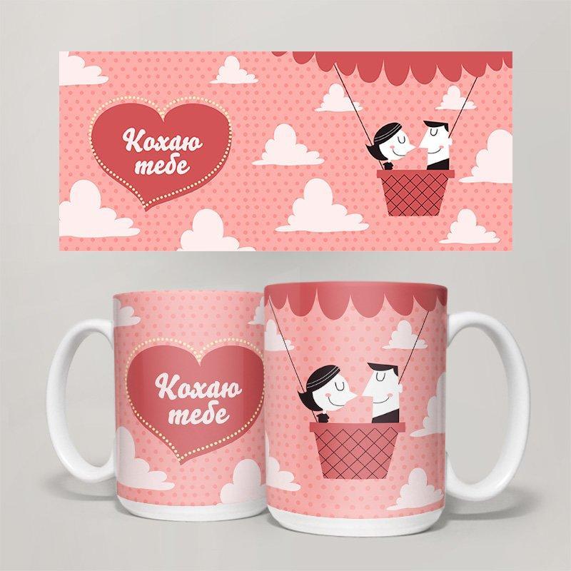 Чашка, Кружка День Святого Валентина, №24