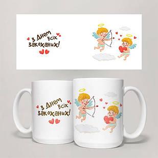 Чашка, Кружка День Святого Валентина, №21