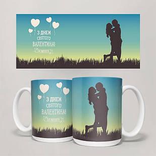 Чашка, Кружка День Святого Валентина, №17