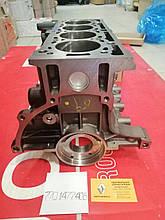 Блок цилиндров двигателя Renault Symbol (Clio 2) 1.4 8V K7J (Original 7701477408)