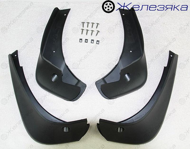 Брызговики Nissan Qashqai 2007-2013 AVTM