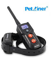 Ошейник для тренировки собаки Petrainer PET916-1 100% Водонепроницаемый пульт Перезаряжаемый, фото 1