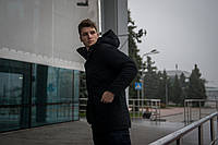 """Зимняя Парка """"Арктика"""" черная + Перчатки в Подарок"""