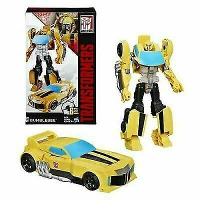 Трансформер Бамблби Кибер батальон Transformers Generations Cyber Commander Bumblebee