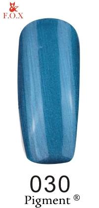 Гель-лак F.O.X Pigment 030, 12мл