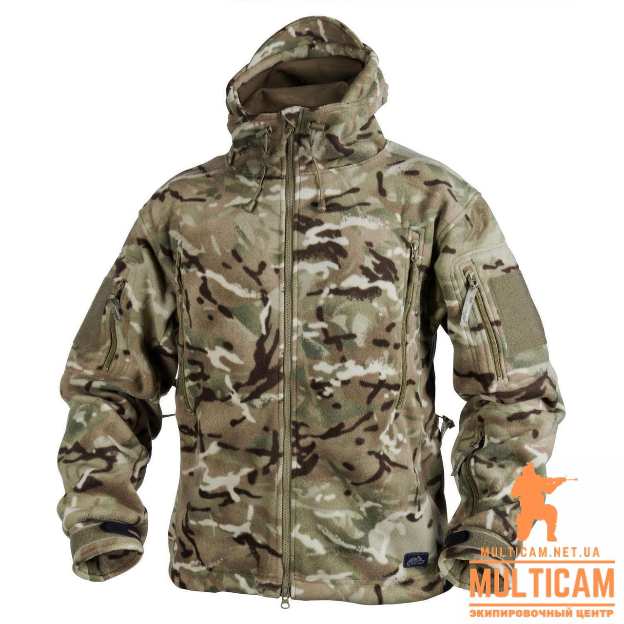 Куртка флисовая Helikon-Tex® PATRIOT Jacket - Double Fleece - MP Camo®