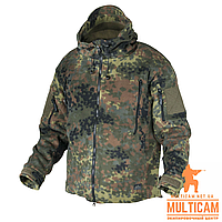 Куртка флисовая Helikon-Tex® PATRIOT Jacket - Double Fleece - Flecktarn M