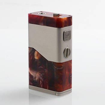Батарейный мод Wismec Luxotic NC 250W Red Resin