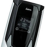Батарейный мод Ijoy Avenger 270 with voice control Matt Black, фото 3