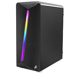 Компьютер Lesko Wind Chroma 6-ти ядерный Ryzen 5 2600 16ГБ ОЗУ 512ГБ SSD для игр и работы с RGB подсветкой