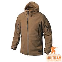 Куртка флисовая Helikon-Tex® PATRIOT Jacket - Double Fleece - Coyote XL