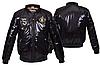 Модна куртка-бомбер для хлопчика підлітка, фото 3