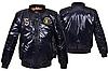 Модна куртка-бомбер для хлопчика підлітка, фото 5