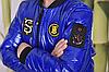 Модна куртка-бомбер для хлопчика підлітка, фото 7