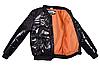 Модна куртка-бомбер для хлопчика підлітка, фото 10