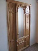 Ремонт деревянных дверей. Реставрация.