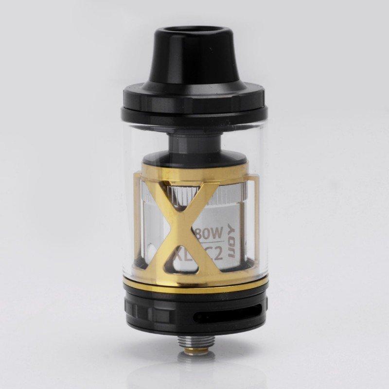 Атомайзер Ijoy EXO XL 5ml Black с обслуживаемой базой