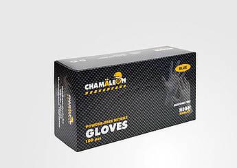 Перчатки нитриловые  Сhamäleon, 100 шт, XL