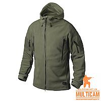Куртка флисовая Helikon-Tex® PATRIOT Jacket - Double Fleece - Olive Green