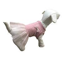 Платье ангоровое O-61 для собак DogsBomba