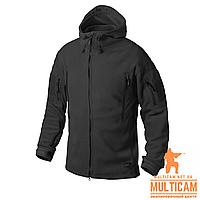 Куртка флисовая Helikon-Tex® PATRIOT Jacket - Double Fleece - Black L