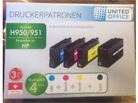 Картриджи для принтера HP H950/951 United Office