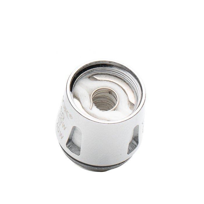 Испаритель Smok V8-Q2 0.4 Ом для Smok TFV8 Big Baby/Baby комплект 5 шт Серебристый