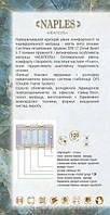 Пружинный матрас НЕАПОЛЬ - ТМ MaNi