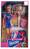 Колекційна лялька Барбі Баскетболістка Barbie WNBA 1998 Mattel 20205