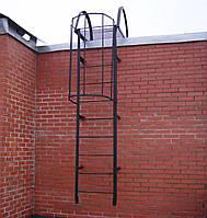 Вертикальная Пожарная Лестница №2 наружная